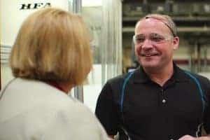 gretchen talked to hoffer employee